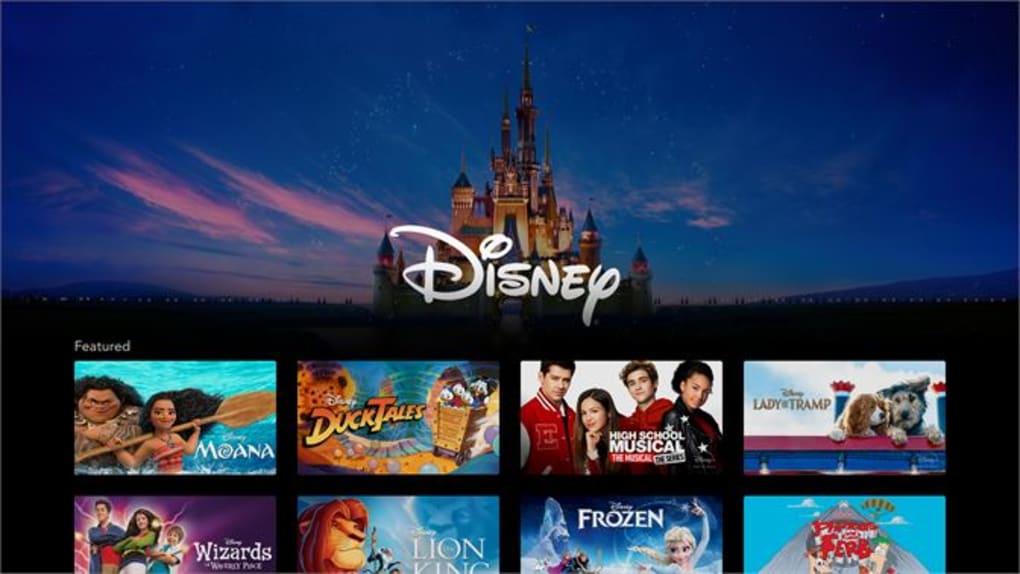 download Disney